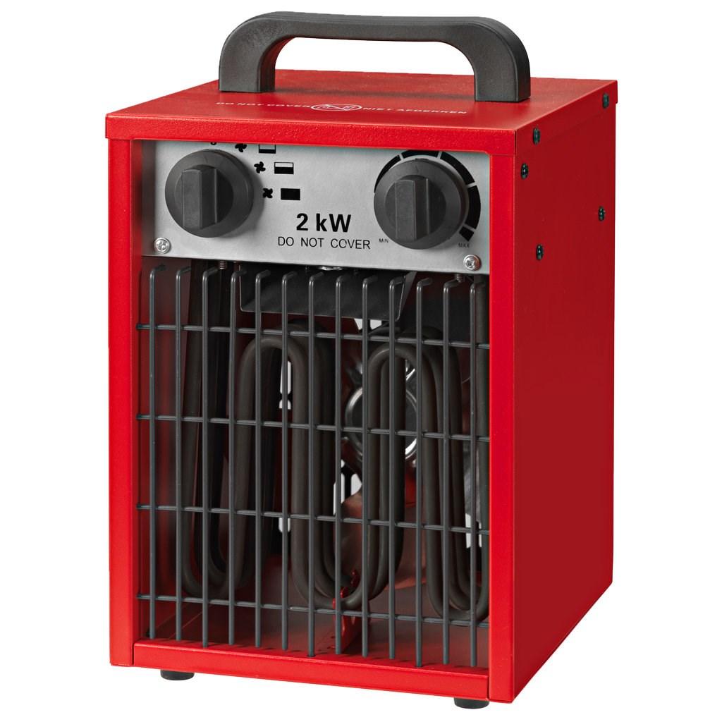 Nagrzewnica elektryczna IFH-2000A 230v,2kW,300m3/h
