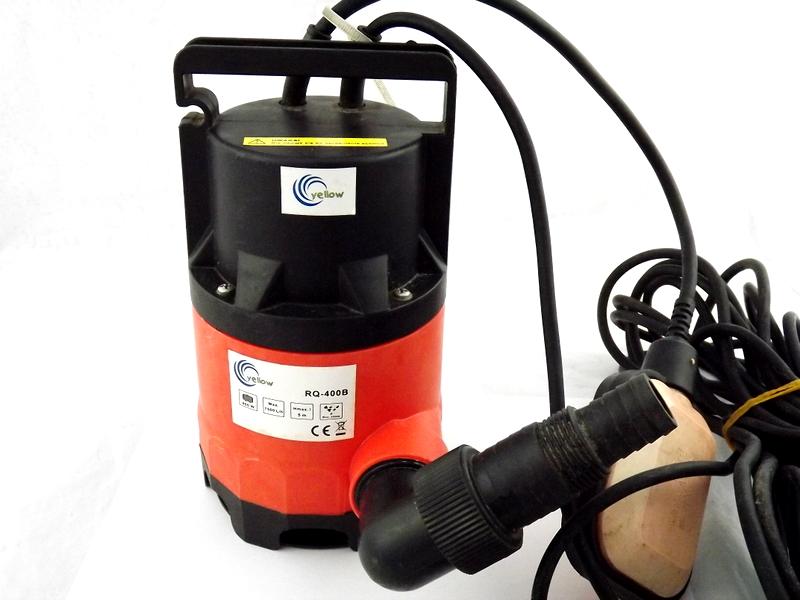Pompa głębinowa 230v, 125l/min
