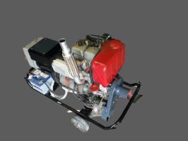 Agregat prądotwórczy Andoria 11,2KW / 400-230V