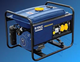 Agregat prądotwórczy MacAllister MG2400/ 2KW/ 230V