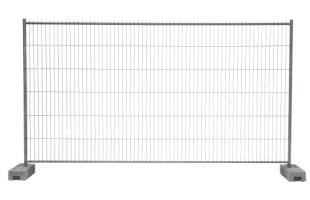 Ogrodzenie budowlane ażurowe 3,5m